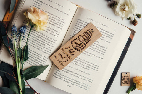 HP Themed Bookmark - Mischief Managed