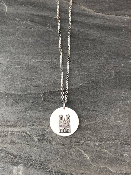Notre-Dame de Paris Necklace