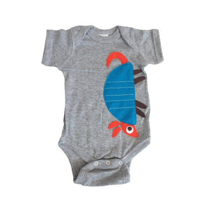 Armadillo Onesie - We Love Texas!