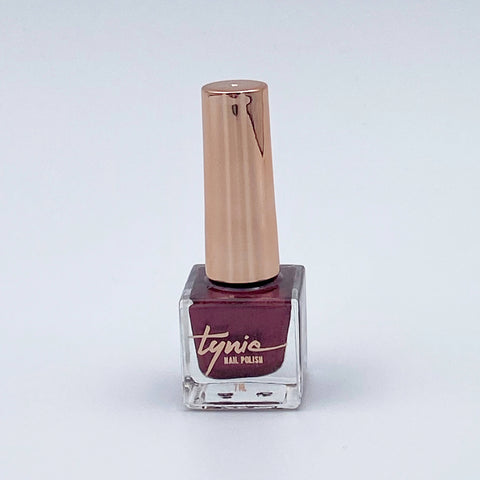 Criminal - Maroon Red Nail Polish (7ml)