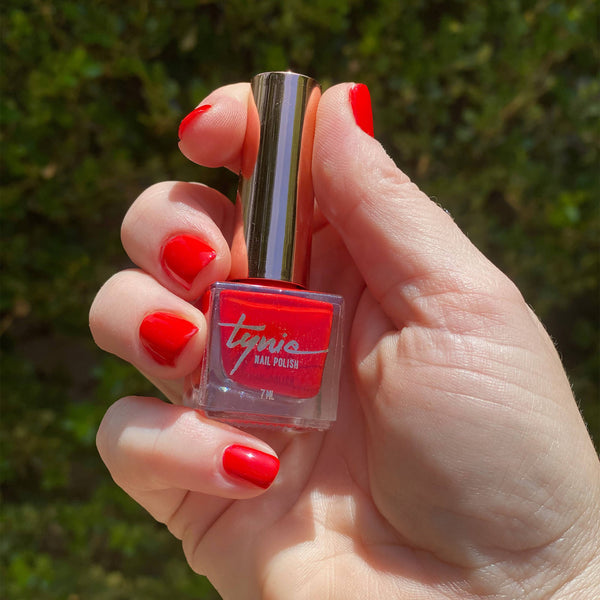 Let's Get Loud - Bright Red Nail Polish (7ml)