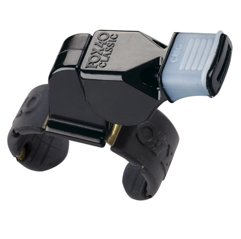Fox 40® Classic® CMG® Fingergrip Whistle - Beastfoot