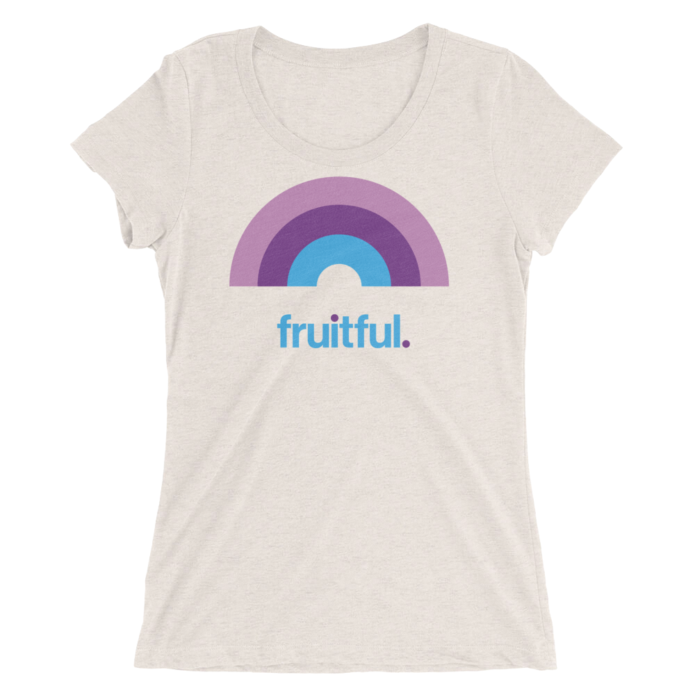 Rainbow Women's T-Shirt