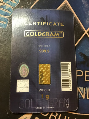 IGR Melter & Assayer Sealed Gold Gram Assay