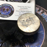 5 Oz. Experts Only Boulder Chunk Silver Round .999