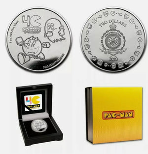 2020 PAC-MAN™  40th Anniversary 1 oz. Proof Coin