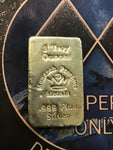 Monarch Precious Metals 3 oz. Poured Ingot
