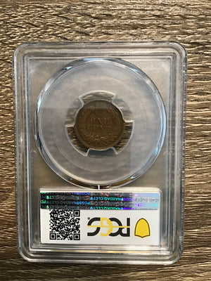 PCGS XF-40 1908-S Indian Head Cent Key Date