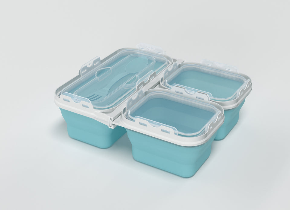 The Epoch <br> <b>Food Storage Container Set</b>