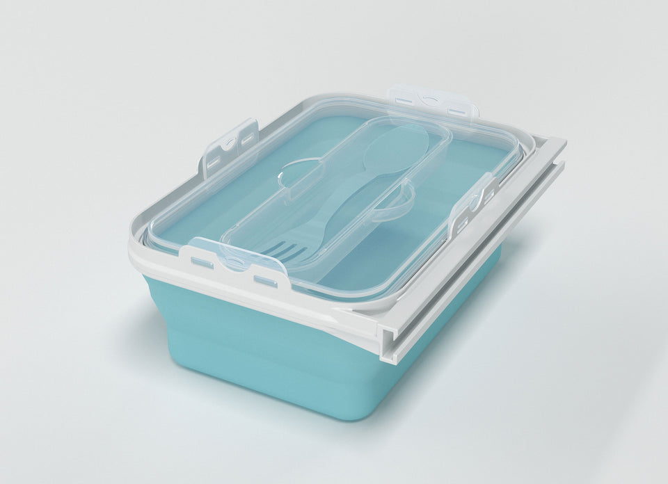 Large Compartment (with Utensil)