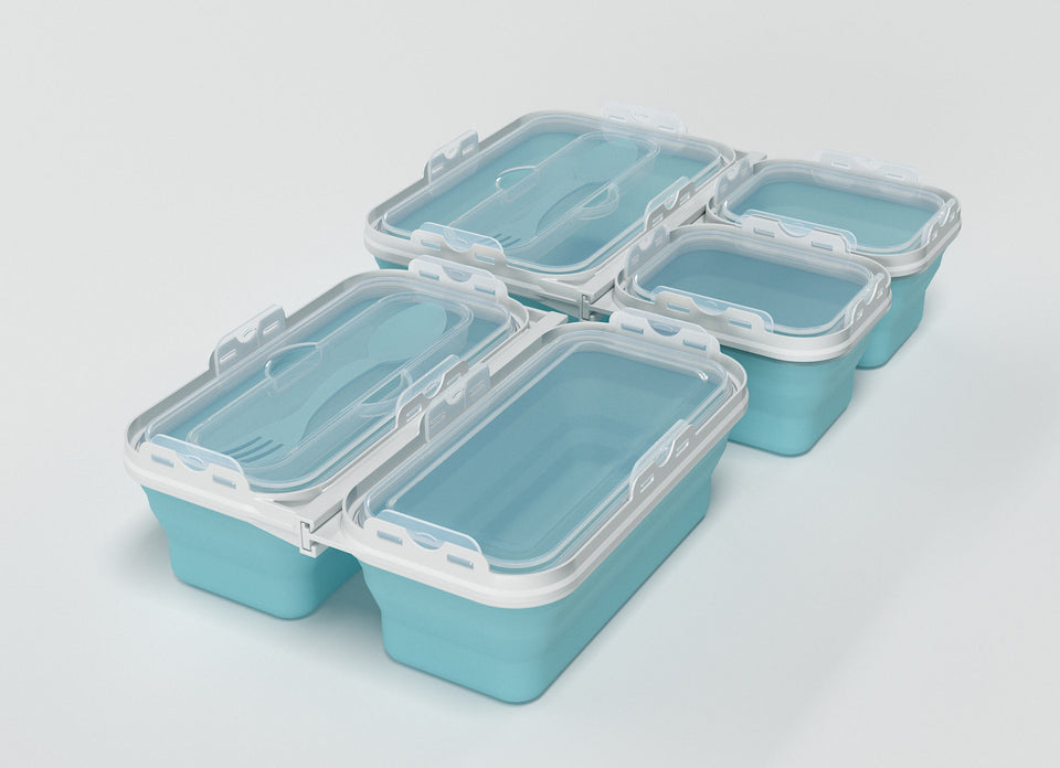 The Elite All-Inclusive Container Kit