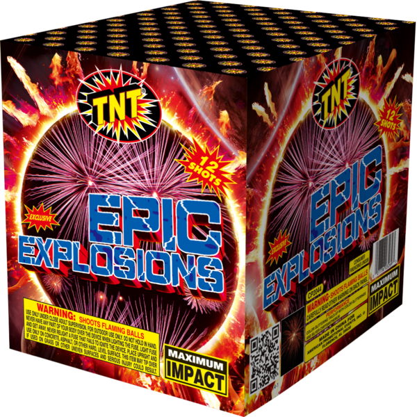 Epic Explosions