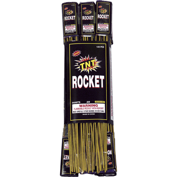 TNT BOTTLE ROCKET