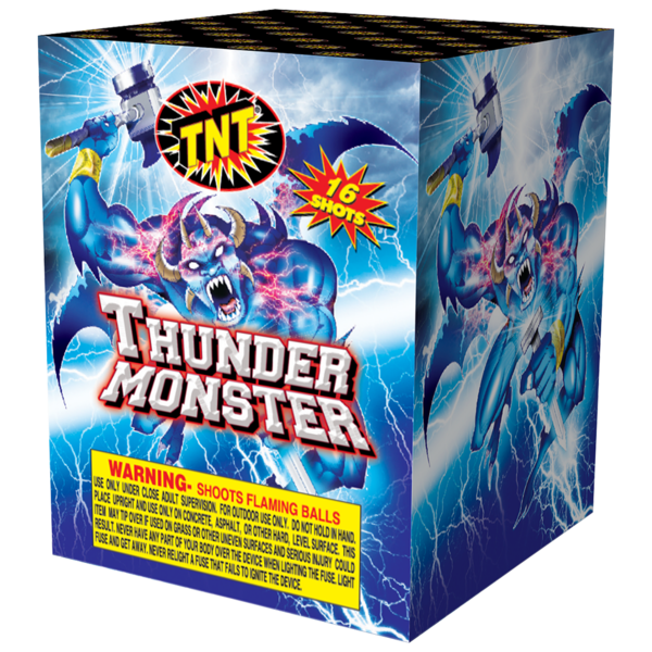 THUNDER MONSTER