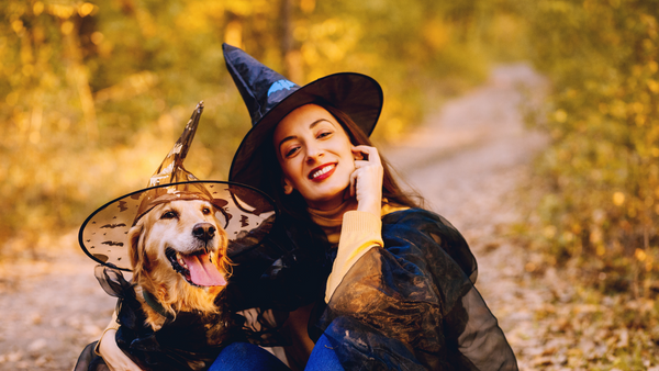 Tips To Keep Your Dog Safe This Halloween-Bonne et Filou