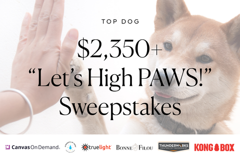 High PAWS! Sweepstakes