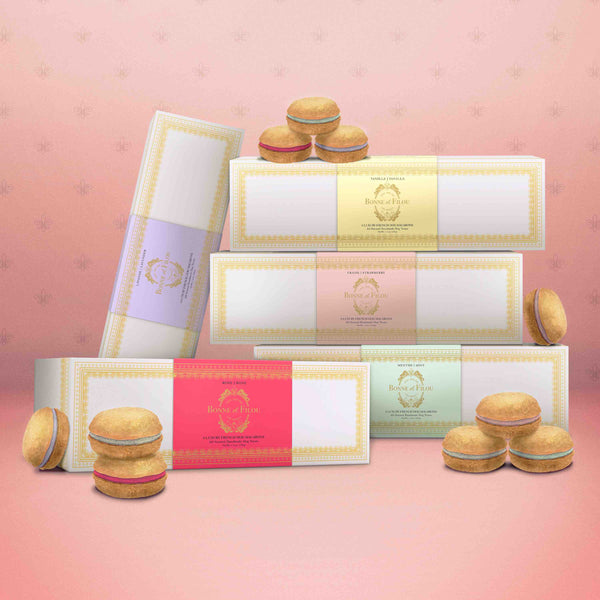 Dog Macaron Club - 1 Year Gift Subscription - Bonne et Filou