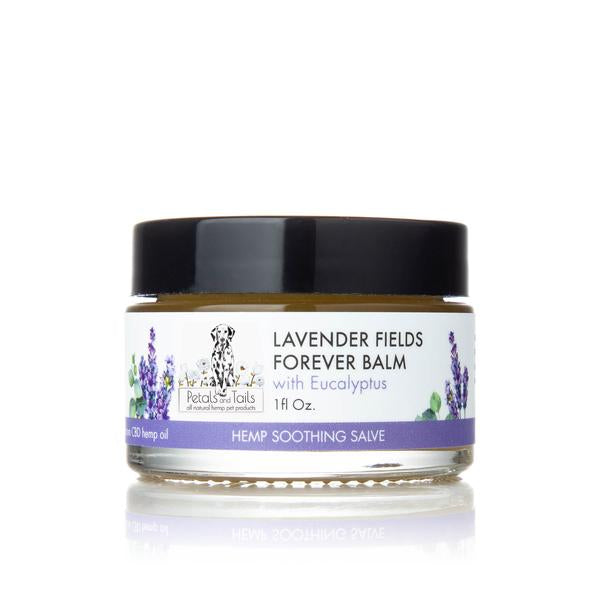 Lavender Fields Forever Hemp Balm With Eucalyptus - 150MG - Bonne et Filou