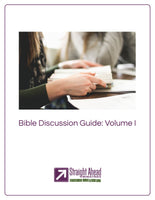 Bible Discussion Guide - Volume 1