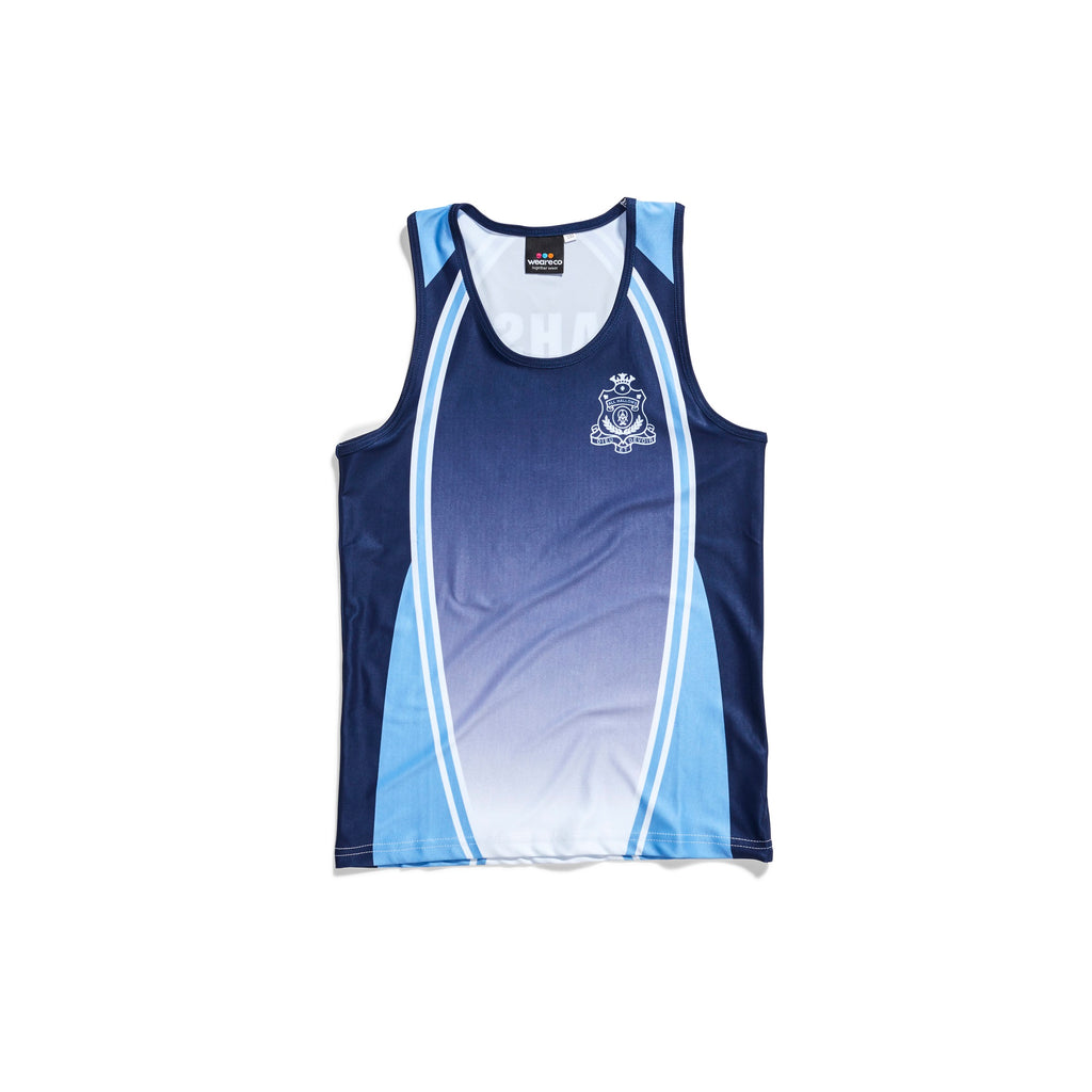 Touch Away Singlet Front