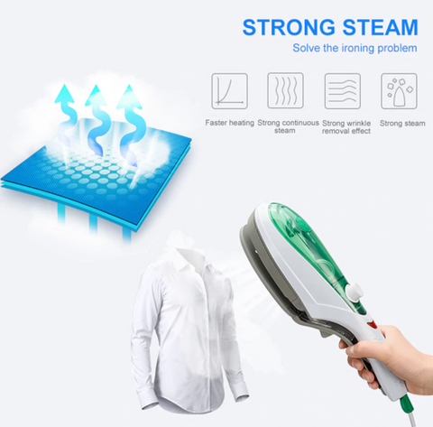 New Era Steam Iron