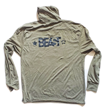 Load image into Gallery viewer, Camo Green Pullover Hoodie