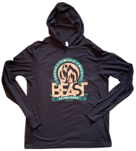 Load image into Gallery viewer, The Bear - Black Pullover Hoodie