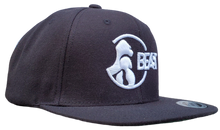 Load image into Gallery viewer, The Gorilla - Classic Black Snapback