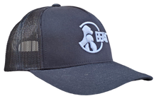 Load image into Gallery viewer, The Gorilla - Black Trucker Mesh