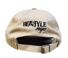 Load image into Gallery viewer, The Gorilla - Tan Dad Hat w Black Logo