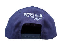 Load image into Gallery viewer, The Elephant - Navy Blue Snapback