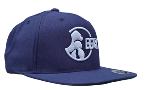 The Gorilla - Navy Blue Snapback