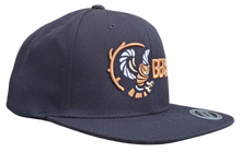 Load image into Gallery viewer, The Owl - Classic Black Snapback