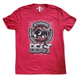 The Bull - Red Tee