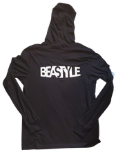 Load image into Gallery viewer, The Gorilla - Black Pullover Hoodie