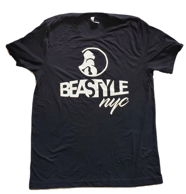 Black and White Beastyle NYC Tee