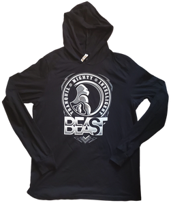 The Gorilla - Black Pullover Hoodie