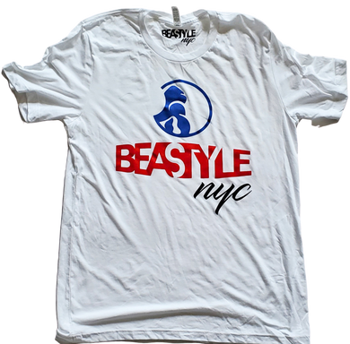 Multi-Colored Beastyle NYC Tee