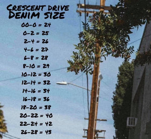 Crescent Drive Skinny Jeans