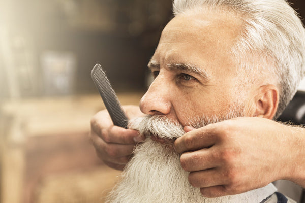 Moustache Grooming