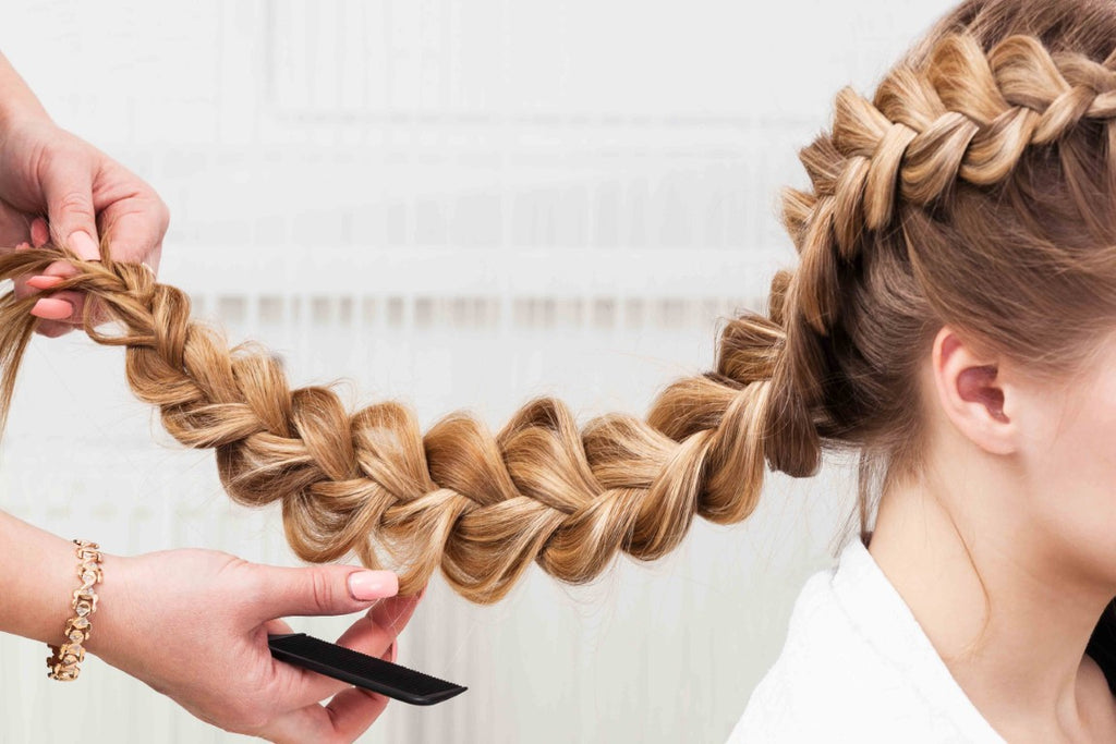 The Secret of FRENCH BRAID