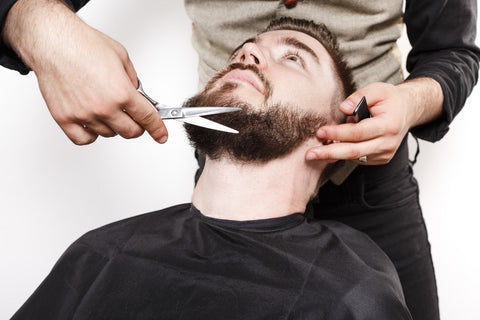 How to Cut A Beared