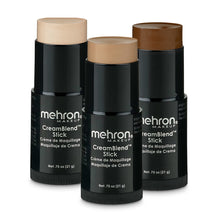 Load image into Gallery viewer, Mehron Makeup CreamBlend Stick 0.75 Ounce