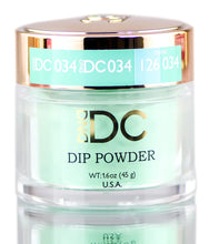 Load image into Gallery viewer, DND DC DIP POWDER FOR NAILS BLUES & GREENS