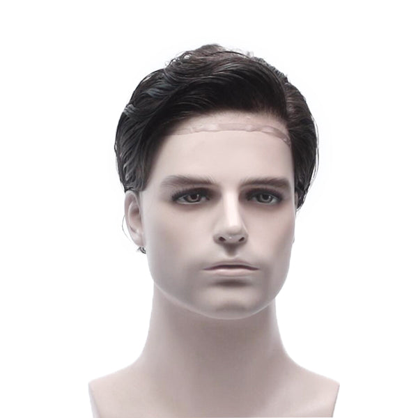 Men's hair systems most realistic hairpiece - Q6