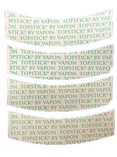 "Load image into Gallery viewer, Vapon Topstick Clear Hairpiece Tape Strips ""A"" Curve TSCB25"