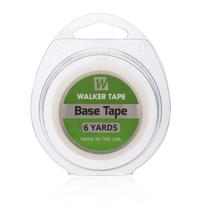 "Walker Tape Base Tape Roll 1"" x 6 Yards"