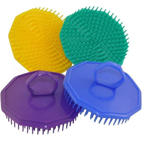 Shampoo Scalp Massage Brush- 1 Brush, Assorted Colors