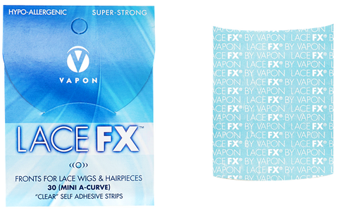"Vapon Lace FX Tape Strips Mini ""A"" Curve FXMA"