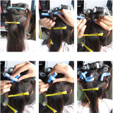 Soft Hair Curler Bendy Rollers Flexi Rods-Apexhairs